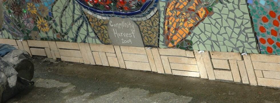 Wark Street Garden - Harvest Basket