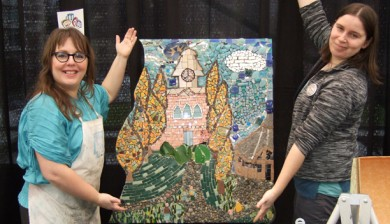 Camosun College Mosaic